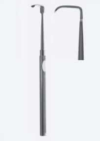 Ретрактор (ранорасширитель) хирургический Langenbeck Mannerfelt (Лангенбек Маннерфелт) WH3651