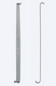 Ретрактор (ранорасширитель) раневой двусторонний Mini-Roux (Мини-Роукс) WH1069