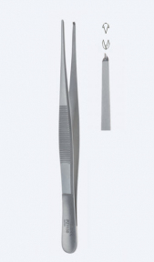 Пинцет хирургический PZ1140