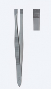 Пинцет для ресниц PZ3002