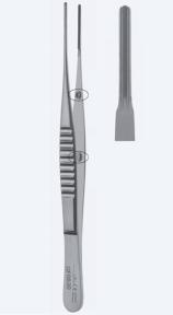 Пинцет атравматический DeBakey (ДеБейки) GF0874