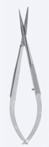 Ножницы для иридэктомии Noyes (Нойес) AU1507