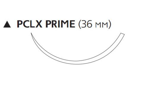 Викрил Плюс (Vicryl Plus) 2/0, длина 70см, реж. игла 36мм Prime VCP9532H