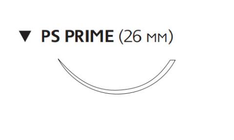 Пролен (Prolene) 3/0, длина 45см, обр-реж. игла 26мм Prime W8625
