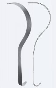 Ретрактор (расширитель) Deaver (Дивер) WH2550