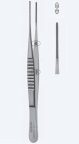 Пинцет атравматический DeBakey (ДеБейки) GF0844