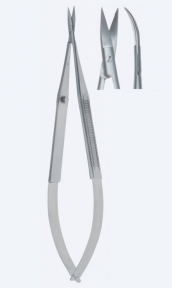 Микроножницы пружинного типа MN0160