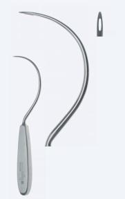 Игла лигатурная Jonesco (Джонеско) ND2260
