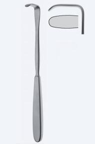 Ретрактор (ранорасширитель) Langenbeck (Лангенбек) WH1450