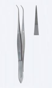 Пинцет анатомический для осколков PZ0740