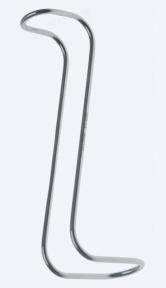 Ретрактор (ранорасширитель) раневой Collin-Hartmann (Коллин-Хартманн) WH0100