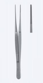Пинцет анатомический Semken (Семкен) PZ0530