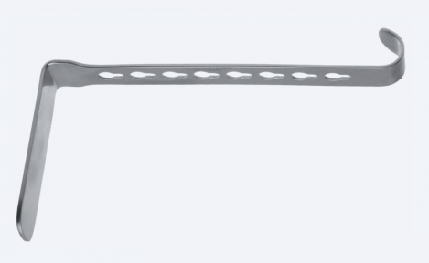 Лезвие для ретрактора (расширителя) Semm (Семм) (WH6410) WH6451