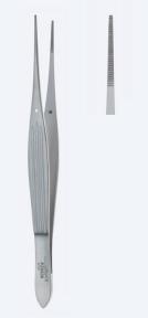 Пинцет анатомический McIndoe (МакИндо) PZ0630