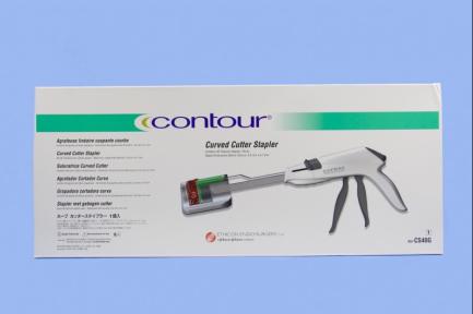 Изогнутый сшивающе-режущий аппарат Контур (Contour), для утолщенной ткани (CS40G) Ethicon (Этикон)