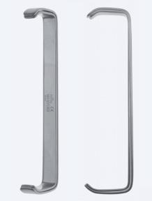 Ретрактор (ранорасширитель) хирургический двусторонний Farabeuf (Фарабеф) WH0180