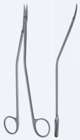 Ножницы деликатные фистульные Dandy (Денди) SC0599
