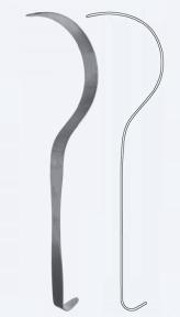 Ретрактор (расширитель) Deaver (Дивер) WH2590