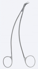 Ножницы микрососудистые Diethrich-Favaloro (Диетрич-Фавороло) SC2809