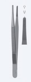 Пинцет хирургический Bonney (Бонни) PZ1630