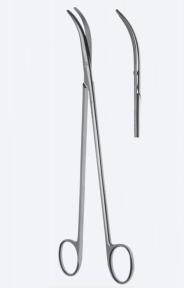 Ножницы сосудистые для туннелирования Stussak (Стуссак) SC1115