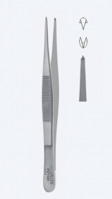 Пинцет хирургический PZ1142