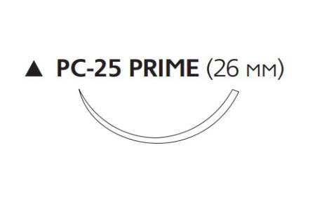 ПДС Плюс (PDS Plus) 3/0, длина 70см, реж. игла 26мм PDP9625H