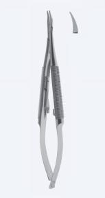 Иглодержатель микро Barraquer (Барракер) MN1250