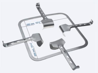 Ретрактор (ранорасширитель) абдоминальный Kirschner (Киршнер) WH6470