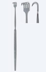 Ретрактор (ранорасширитель) раневой WH0622