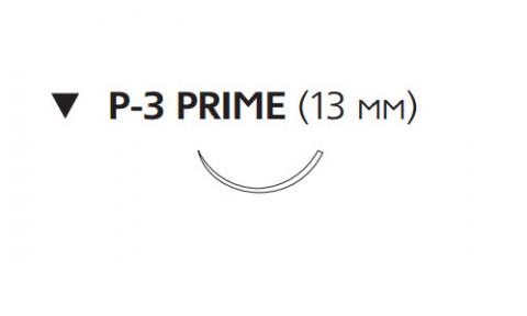 Викрил Плюс (Vicryl Plus) 5/0, длина 45см, обр-реж. игла 13мм Prime VCP493H
