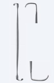 Ретрактор (ранорасширитель) двусторонний Ragnell-Davis (Рагнелл-Девис) WH1027