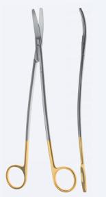 Ножницы для гистерэктомии