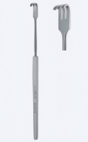 Ретрактор (ранорасширитель) хирургический Bernay (Берне) WH0530