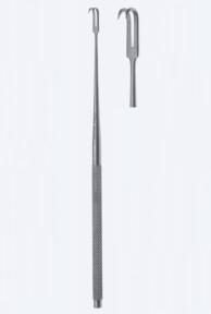 Ретрактор (ранорасширитель) хирургический для трахеи Joseph (Джозеф) WH3495
