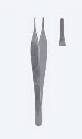 Пинцет микро анатомический Adson-Edwald (Адсон-Идвальд) PZ0564