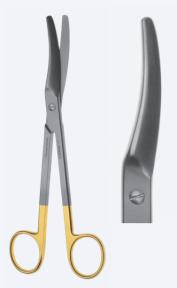 Ножницы для эпизиотомии
