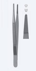 Пинцет хирургический Bonney (Бонни) PZ1631