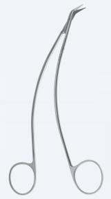 Ножницы микрососудистые Diethrich-Favaloro (Диетрич-Фавороло) SC2806