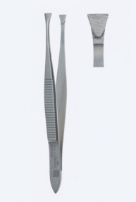 Пинцет для ресниц PZ3006