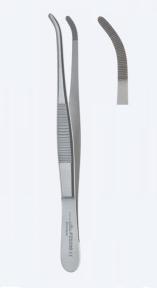 Пинцет анатомический PZ0199