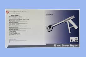 Линейный сшивающий аппарат для тканей нормальной толщины, 11 скоб (TL30)