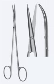 Ножницы сосудистые для туннелирования SC1107