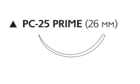 Нуролон (Nurolon) 2/0, длина 45см, реж. игла 26мм W5534
