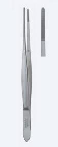 Пинцет анатомический Cushing (Кашинг) PZ0586