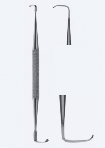 Ретрактор (ранорасширитель) двусторонний Ragnell-Davis (Рагнелл-Девис) WH1028