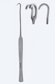 Крючок хирургический для трахеи WH0460