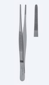 Пинцет анатомический для ткани PZ0140