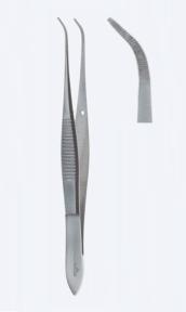 Пинцет анатомический для осколков PZ0830