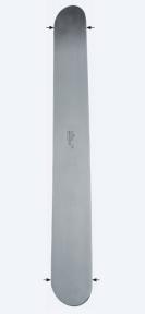 Шпатель абдоминальный и кишечный Haberer (Хаберер) WH3099